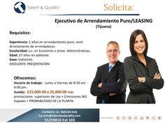 ¿Buscas empleo? Tenemos excelentes oportunidades!
