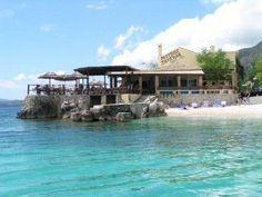 Mitsos Taverna, Nissaki Bay, Corfu - perfect bliss :)