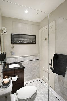 Gray Bathroom Design, Pictures, Remodel, Decor and Ideas - page 19