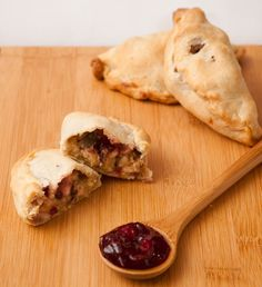 Turkey and Stuffing Pasty