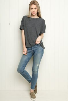Brandy ♥ Melville | Linette Knit Top - Clothing