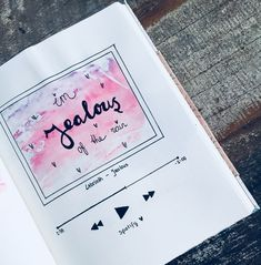 Simple Bullet Journal Ideas to Simplify your Daily Activity Bullet Journal 2019, Bullet Journal Themes, Bullet Journal Layout, Bullet Journal Inspiration, Journal Ideas Tumblr, Doodle Inspiration, Memory Journal, Journal Pages, Journals