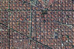 人工衛星から地球を眺めたら、人類がどれほど自然を変えてきたかが見えてくる(画像集)