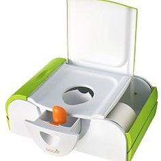 Potty training has never been easier with the Boon Potty Bench Training Toilet . In hassle-free, waterproof plastic, this potty has a sleek, modern design,. Potty Training Seats, Toilet Training, Best Potty, Potty Trainer, Pots, Potty Chair, Potty Seat, Thing 1, Cleaning
