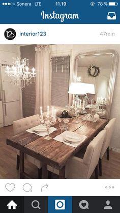 Ihana pöytä