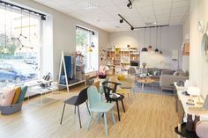DesignVille Store: Muuto chairs, Stacked System