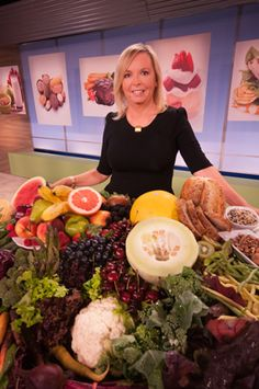 From PBS: The Dash Diet With Marla Heller. A video presentation explaining more about the health benefits about following the Dash Diet and forming a healthier eating lifestyle.