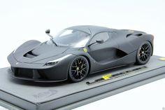 BBR Ferrari LaFerrari Matt Black HRE Wheel