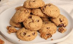 Paleo Chocolate Chip Cookies Recipe| Laura in the Kitchen