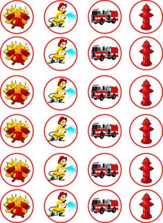 Fireman-Edible-Cupcake-Fairy-Cake-Wafer-Paper-Toppers-x-24