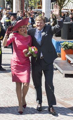 Queen Maxima Photos - Dutch Royal Family Attends King's Day - Zimbio