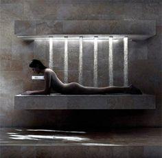 Dusche 2.0 – horizontales Duschvergnügen inklusive Massage