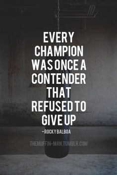 Refuse to give up.  Insight can help your fitness business compete!  http://www.gyminsight.com/