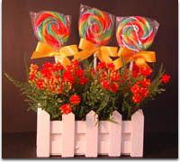 candy garden Easter, Candy, Garden, Jewelry, Sweet, Jewellery Making, Toffee, Garten, Easter Activities