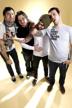 Bayside-Have seen live.