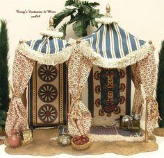 Hobbies For Women Over 50 Key: 1078482278 Diy Nativity, Christmas Nativity, Nativity Scenes, Christmas Ideas, Biblical Costumes, Hobby House, Great Hobbies, Ceramic Houses, Heaven Sent