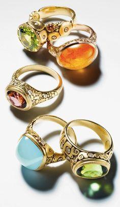 Rings by Alex Sepkus