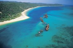 Whitsunday Islands  #seeaustralia #travel2next