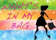 Le redattrici di Milady presentano le loro borse con tutto il contenuto! http://www.milady-zine.net/category/rubriche/whats-in-my-bag/