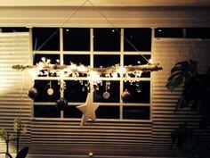 Weihnachtsfensterdeko