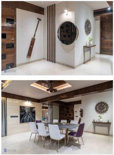 Apartment Interior Design, Modern Interior Design, Modern Luxury, Contemporary, Table, House, Furniture, Home Decor, Decoration Home