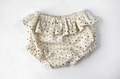 see kate sew: belly + baby // ruffle diaper covers pattern + tutorial