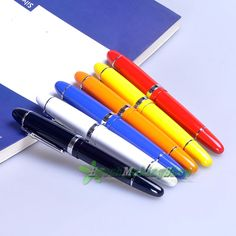 buy JINHAO 159 lacquer High-grade M NIB FOUNTAIN PEN new free shipping from Reliable  pen suppliers epochmakingshop