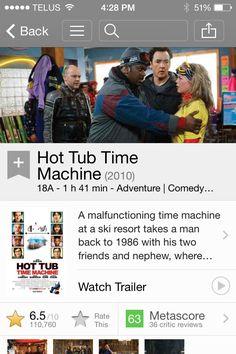 Fernie Alpine Resort daylodge on IMDB for Hot Tub Time Machine!