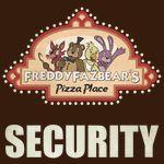 Pizzaria Security Logo