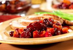 Our20-minute, make-ahead, orange cranberry sauce can be made on the stovetop or in the oven. Either way, it's sure to become a tradition at your holiday table.