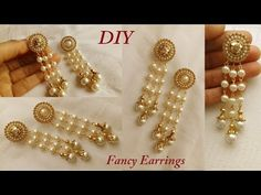 Aid Through Trade Beaded Bracelets - Jinkies Jewellery Silk Thread Earrings Designs, Silk Thread Bangles Design, Thread Jewellery, Gold Jewellery, Silver Jewelry, Fancy Earrings, Beaded Earrings, Beaded Jewelry, Beaded Bracelets
