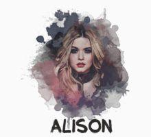 Alison - Pretty Little Liars by kirtash1