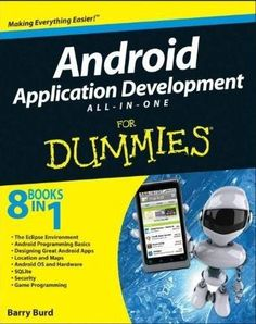 Developing android apps for dummies.  >> For more info click the picture ♥