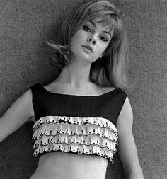 Jean Shrimpton - simply beautiful