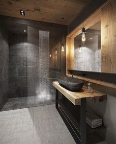 Basement Bathroom Ideas for Small Space Basement Bathroom Ideas Basement Bathroom Vent Fan Do you think he or she are gonna like it?Basement Bathroom Ideas Basement Bathroom Vent Fan Do you think he or she are gonna like it? Bad Inspiration, Bathroom Inspiration, Bathroom Ideas, Bathroom Organization, Bathroom Vanities, Bathroom Grey, Bathroom Cabinets, Bathroom Small, Bathroom Trends