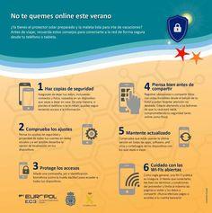 Protege la salud de tu Smartphone. ¡GDT Consejo! Indicaciones del European Cybercrime Centre via @GDTGuardiaCivil