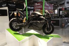 Energica Ego prototype in 3D Printing and Windform Eicma 2013