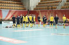 Sveriges lag mot Polen #IBVM12 #wfc2012 #innebandy #floorball Lag, Honda, Basketball Court, Sports, Poland, Hs Sports, Excercise, Sport, Exercise