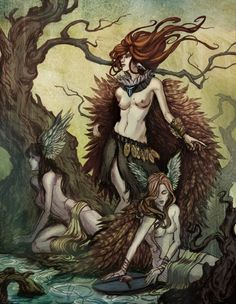 Freyja, Vanadís, and Seiðramóðir. She is my Norse goddess. Love, beauty, fertility, gold, seiðr, war, and death. There is no other more perfect. All in harmony.