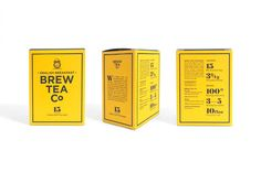Brew Tea Co. on Packaging of the World