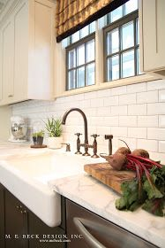 This vintage inspired kitchen is in an adorable home in the coveted Alamo Heights neighborhood of San Antonio. I collaborated with one o...