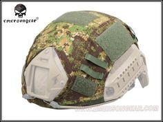 Emerson Tactical Fast Helmet Cover(Greenzone)