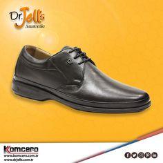 Ayak sağlığına önem veren erkeklerin tercihi, #DrJells!  #Komcero #ayakkabı #trend #fashion #moda #AyağınızdakiEnerji