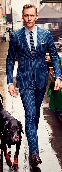 See Tom Hiddleston in the Best New Business Suits