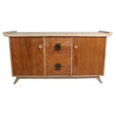 Paul Frankl sideboard for Brown Saltman