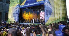 Brazilian Day em Nova York #viagem #ny #nyc #ny #novayork