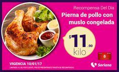 Las tiendas Soriana Hiper y Soriana Súper tienen las siguientes ofertas y promociones presentando tu tarjeta Recompensas o Lealtad del 10 al 12 de Enero: M
