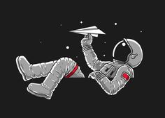 """Take a Break"" by Wacharapong Sisapon You guys, it& Saturday. Do as this astronaut says and TAKE A BREAK! Wallpaper Computer, Aesthetic Desktop Wallpaper, Mac Wallpaper, Macbook Wallpaper, Tumblr Wallpaper, Yeezus Wallpaper, Astronaut Drawing, Astronaut Illustration, Astronaut Tattoo"