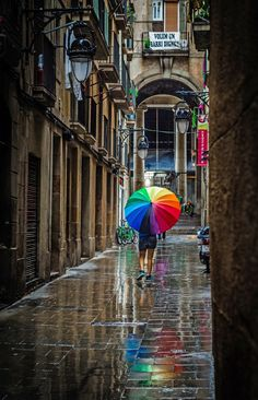 Catching rainbows by Tanja Kappler on 500px | Barcelona, Catalonia