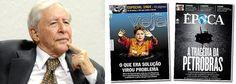 """O jornalista Mauro Santayanna, um dos mais experientes do País, publicou um importante artigo sobre a campanha de desmoralização da Petrobras; """"É preciso tomar cuidado com a desconstrução artificial, rasteira, e odiosa, da Petrobras e com a especulação com suas potenciais perdas no âmbito da corrupção, especulação esta que não é apenas econômica, mas também política"""", alerta; """"A Petrobras não é apenas uma empresa. Ela é uma Nação. Um conceito. Uma bandeira. E por isso, seu valor é tão ..."""